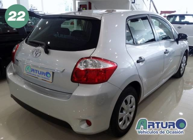 TOYOTA AURIS 1.4 D4D full